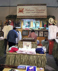 Habana Tropical Booth