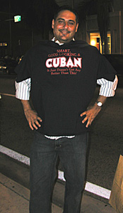 Cuban Sweatshirt