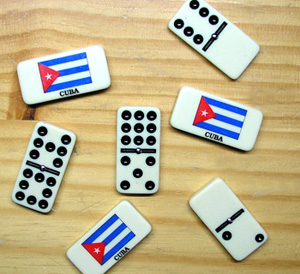 How to you play cuban dominos three guys from miami