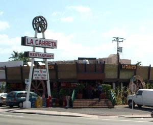 The Original La Carreta On Calle Ocho In Little Havana