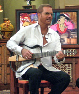 Cuban Artist Willy Chirino